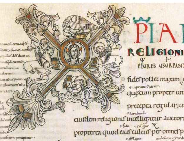 聖書の写本と書体の改革